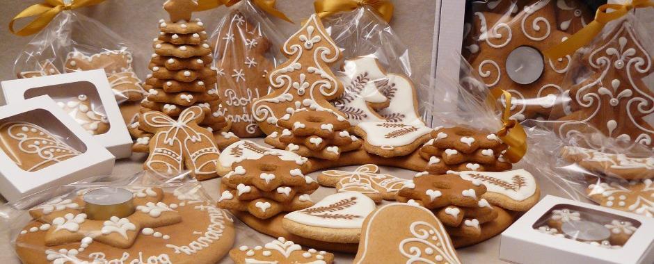 Mézeskalács karácsonyra