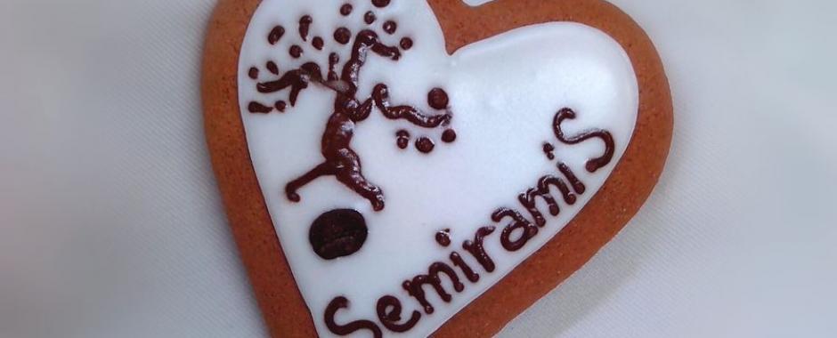 Semiramis Kávéház mézeskalácsai