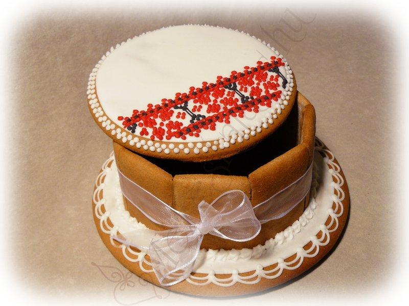 nagy kakas krém torta