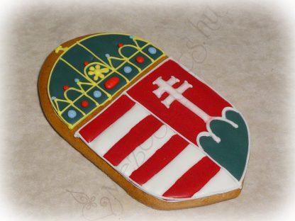 Mézeskalács címer