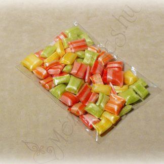 Vegyes savanyú selyem cukorka