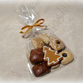 Karácsonyi mézes puszedli csomag