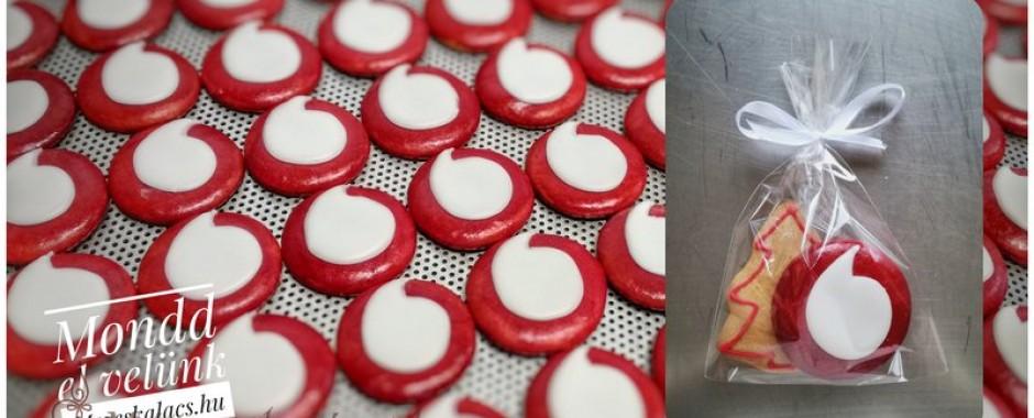 Vodafone mézeskalácsok