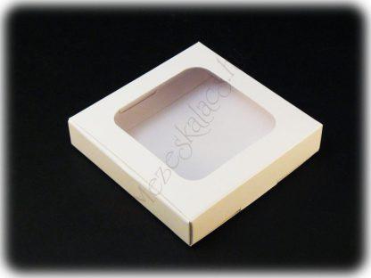 Fóliás ablakos díszdoboz mézeskalácsok csomagolására